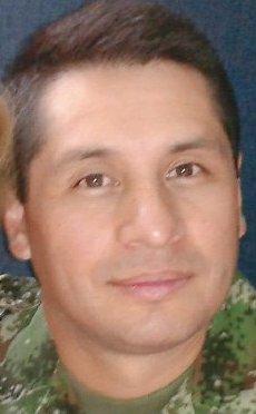coronel del Ejército Nacional Alejandro Robayo Rodríguez