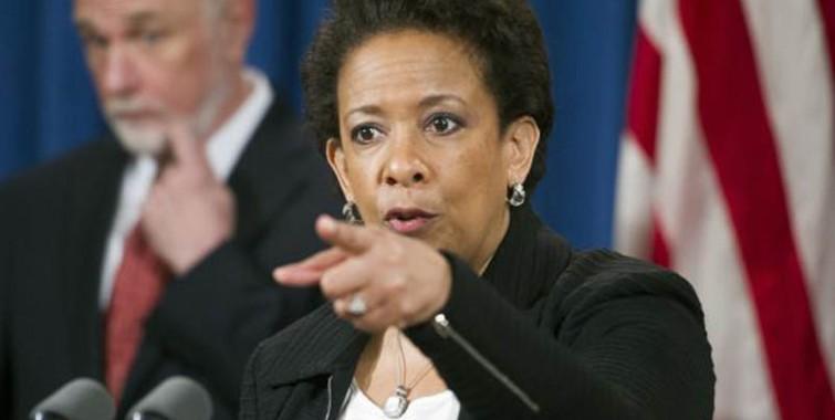 secretaria de Justicia de EEUU, Loretta Lynch