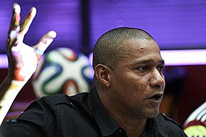 seleccionador de Venezuela Noel Sanvicente