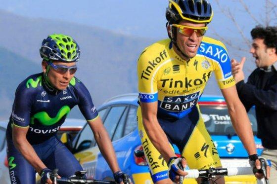 Alberto Contador por la Defensa