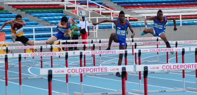 Atletismo de Menores Colombia
