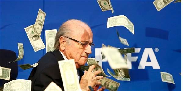 Billetes a Blatter