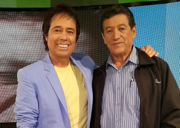 César Augusto Londoño y Raúl Mesa