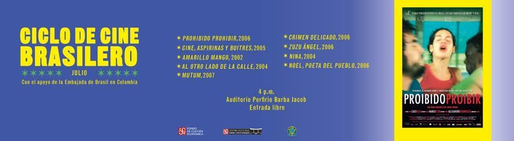 Ciclo de Cine Brasilero