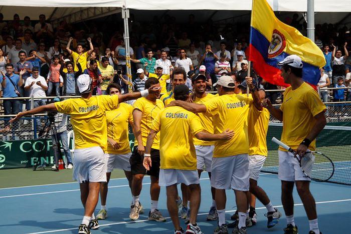Colombia en la Copa Davis