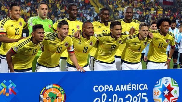 Colombia mantuvo la cuarta casilla
