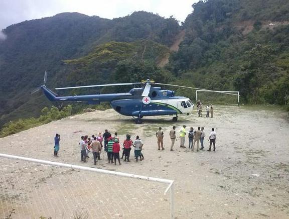 Delegados del Gobierno y las FARC están en Briceño para iniciar desminado. Fotos de @PrensaRural