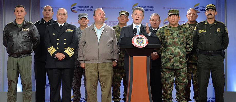El Presidente de la República anunció esta noche el nombramiento de los nuevos Comandantes del Ejército, la Armada y la Fuerza Aérea