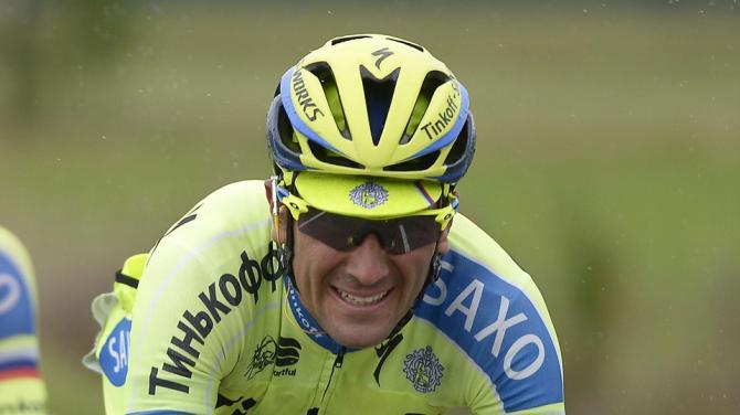 El italiano Ivan Basso