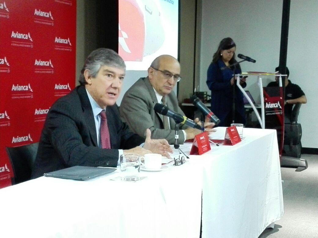 Fabio Villegas anuncia su retiro de la presidencia de Avianca