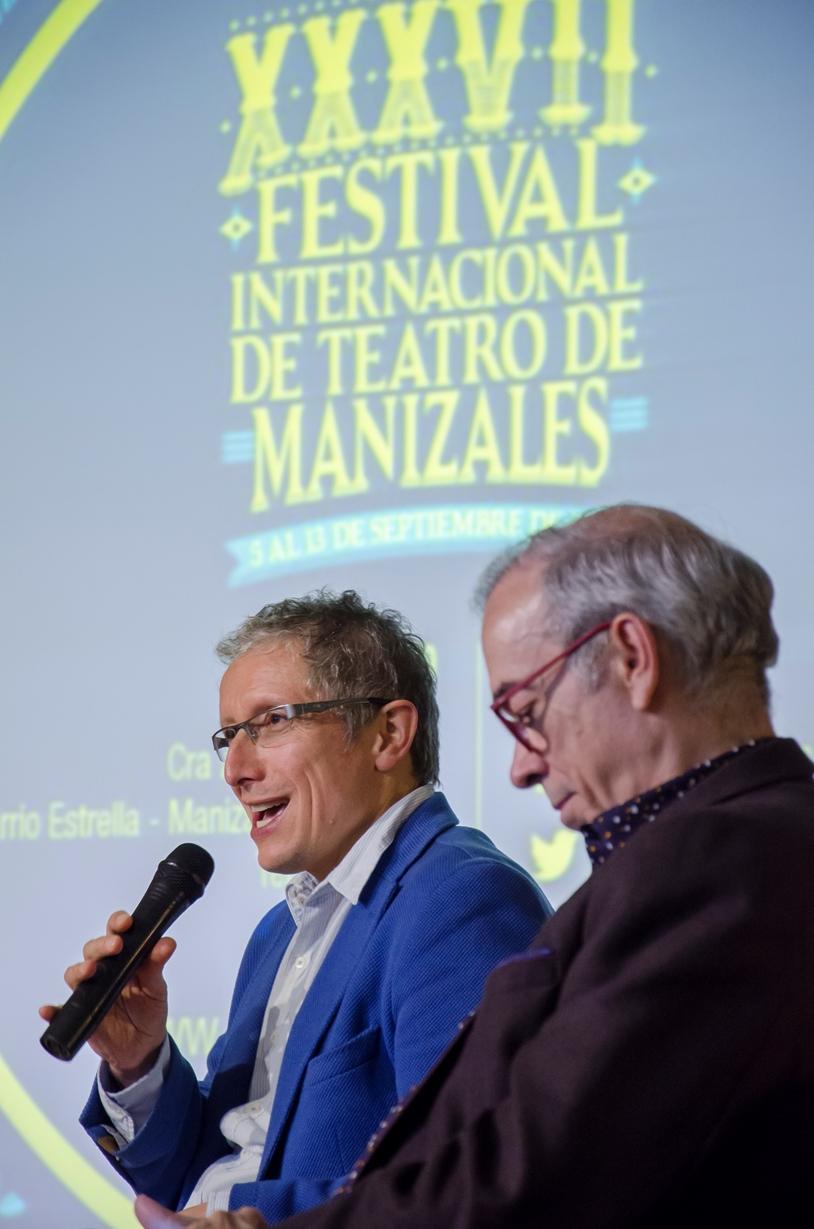 Festival Internacional de Teatro de Manizales2