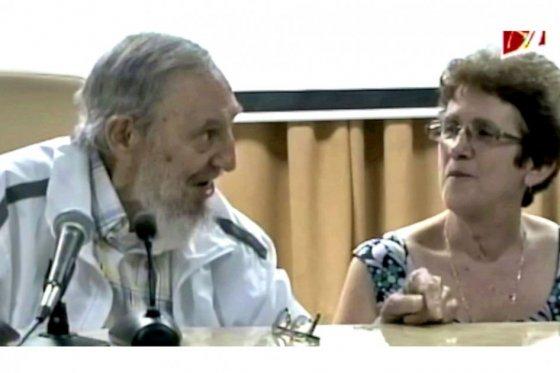 Fidel Castro 040715