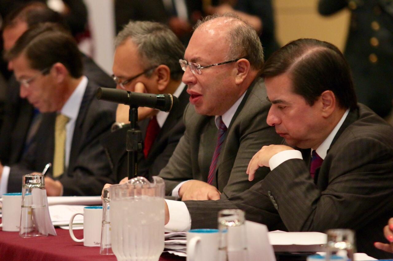 Gobierno y partidos políticos firmaron pacto por la transparencia electoral4