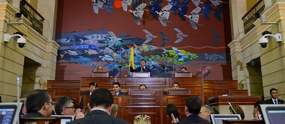 Llamado a dejar atrás las diferencias y trabajar por una Colombia moderna, equitativa, educada, segura y en paz