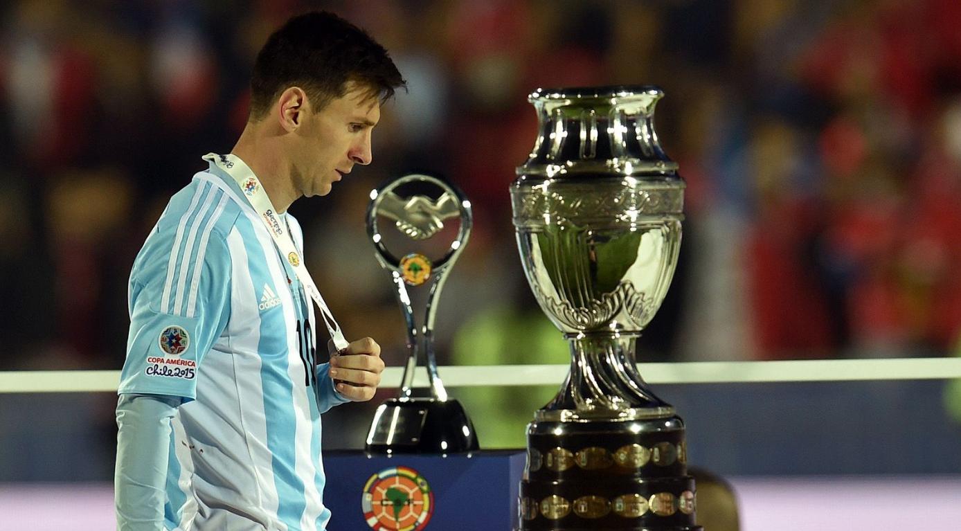 Messi la Copa que no fue