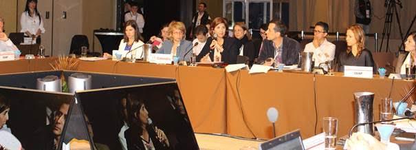 Ministra en la XIV reunión del Consejo de Ministros de la Alianza del Pacífico