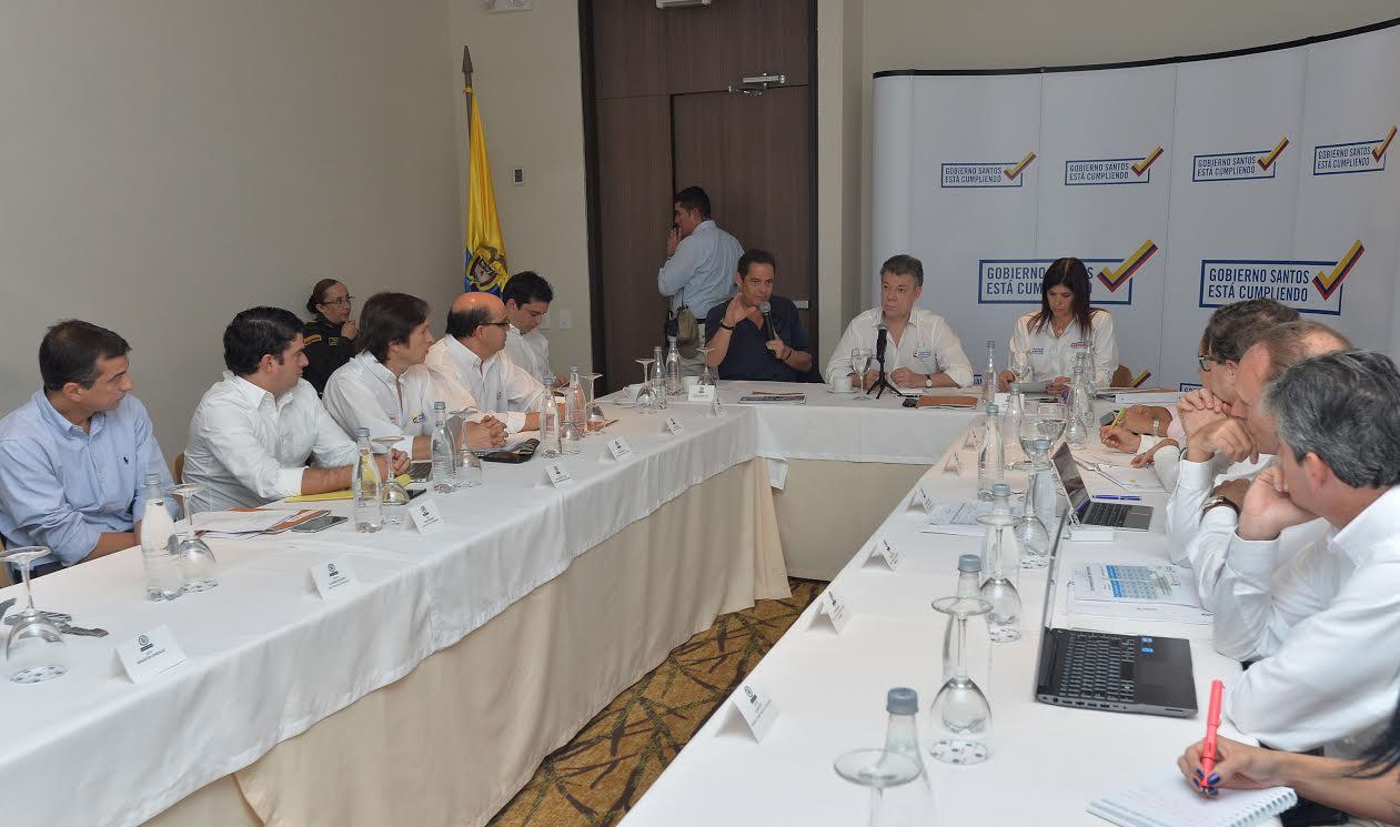 Mintransporte en Villavicencio
