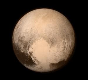 NASA desnuda a Plutón