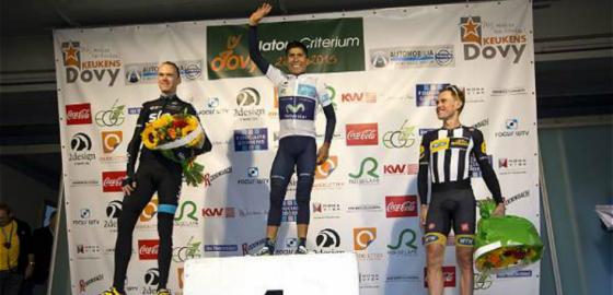 Nairo Quintana venció a Chris Froome2