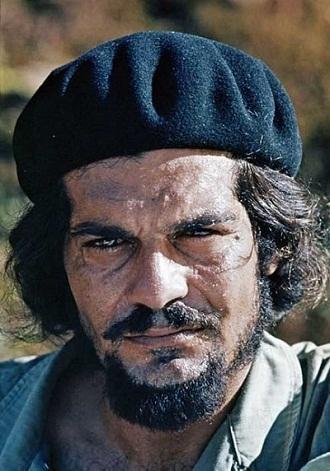 Che 1969 real : Richard Fleisher Omar Sharif COLLECTION CHRISTOPHEL