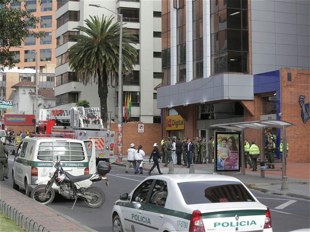 Petardo en Bogotá3