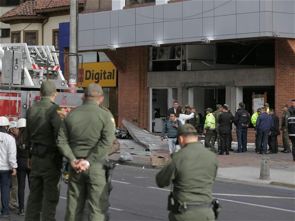 Petardo en Bogotá4