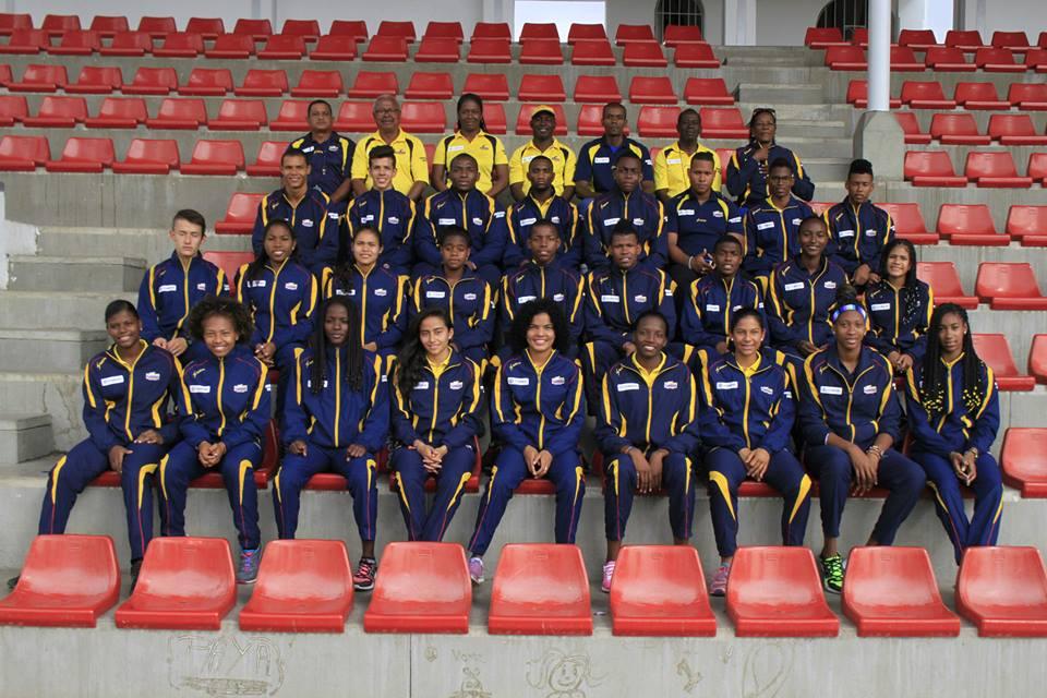 Selección Colombia de Atletismo