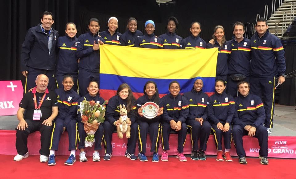Selección de Voleibol se concentra para Mundial de Turquía2