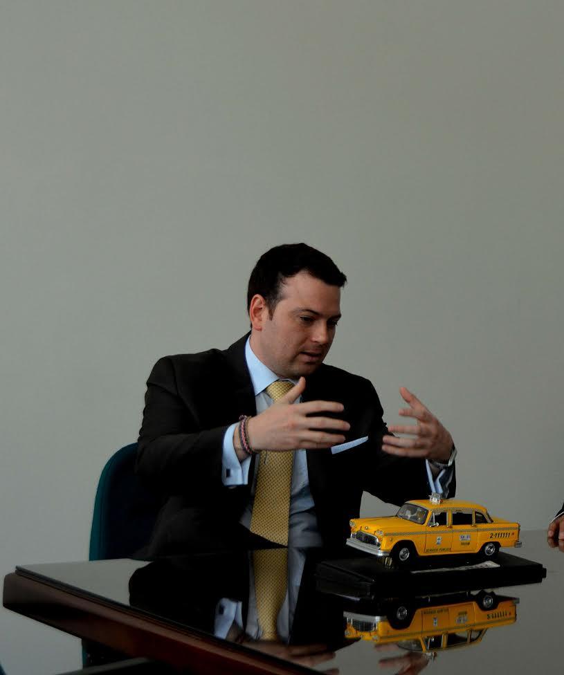 Senador Andrés García Zuccardi