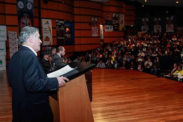 Viceministro Hernán Román Calderón