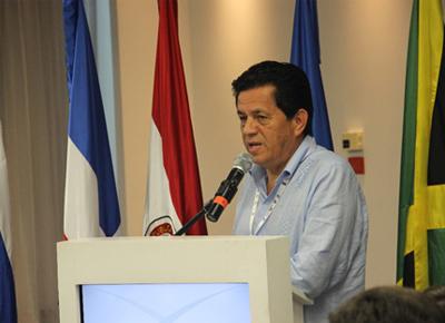 director de Gestión Electoral de la Registraduría Nacional, Alfonso Portela,