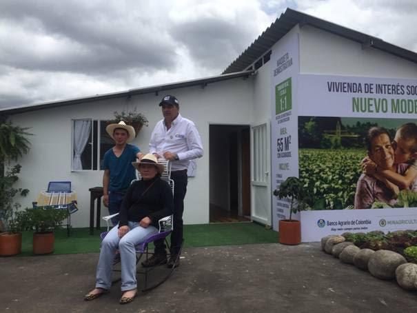 nuevo modelo de vivienda rural