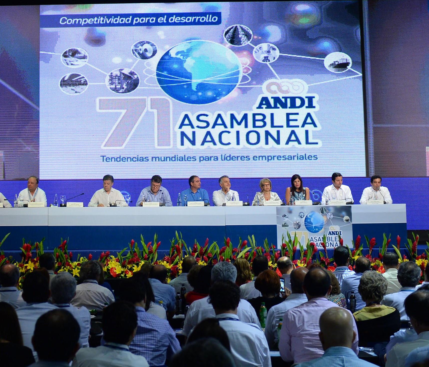 Asamblea Andi 2015