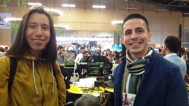 El buen gusto musical tuvo su espacio propio en Expovinos 2015. Foto: La Pluma & La Herida