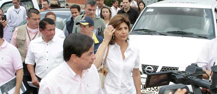 El Ministro del Interior y la Canciller trabajan en Cúcuta para solucionar la situación de los connacionales deportados