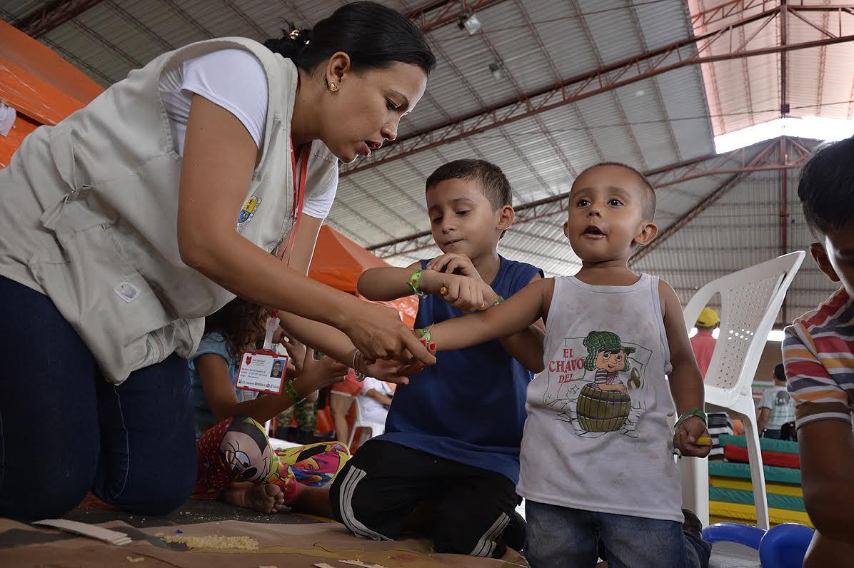 Mindefensa escucha a personas que han sido retornadas de Venezuela6