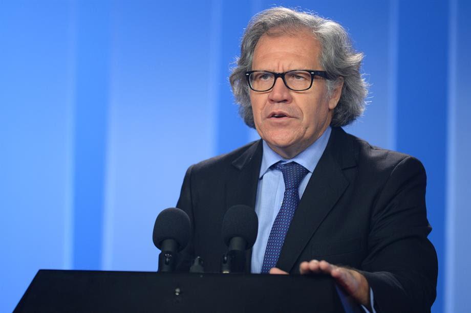 Secretario General de la OEA, Luis Almagro