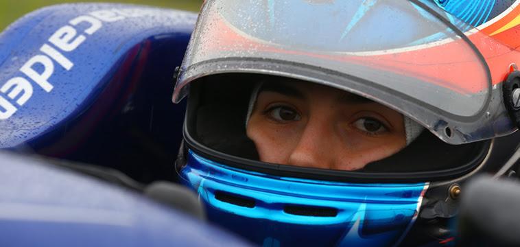 Tatiana Calderón cerca de los puntos en Austria
