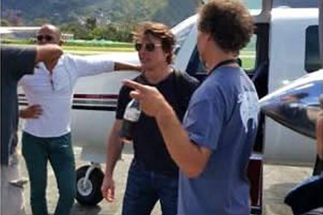 Tom Cruise en Colombia4