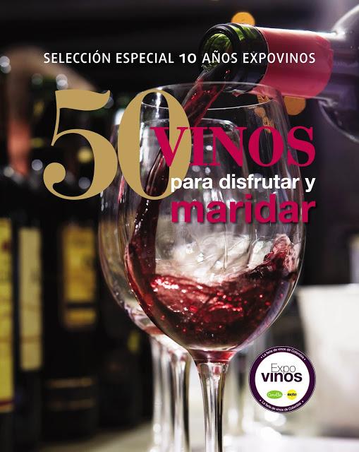 Un libro que no puede faltar en la vinoteca de expertos y aficionados. Foto: Expovinos 2015