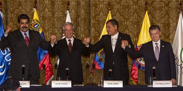 Acuerdo progresivo entre Colombia y Venezuela2