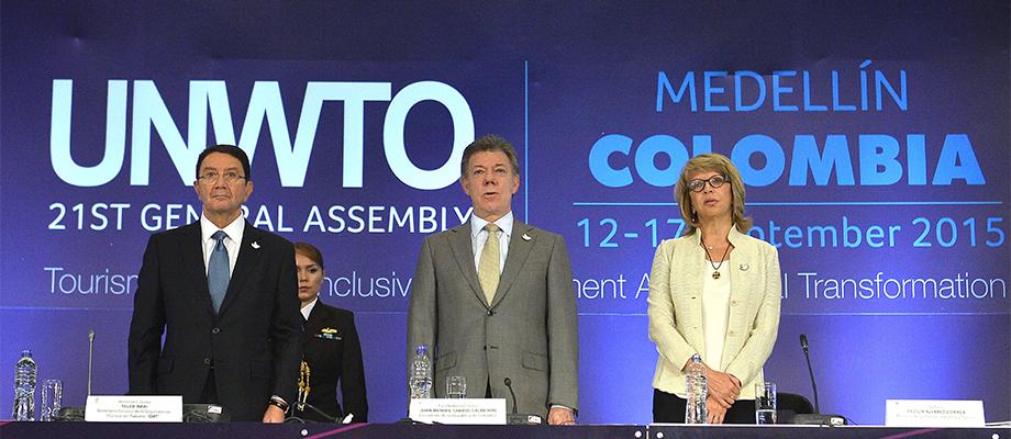 Asamblea de la Organización Mundial del Turismo2