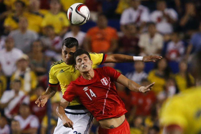 Colombia-Peru
