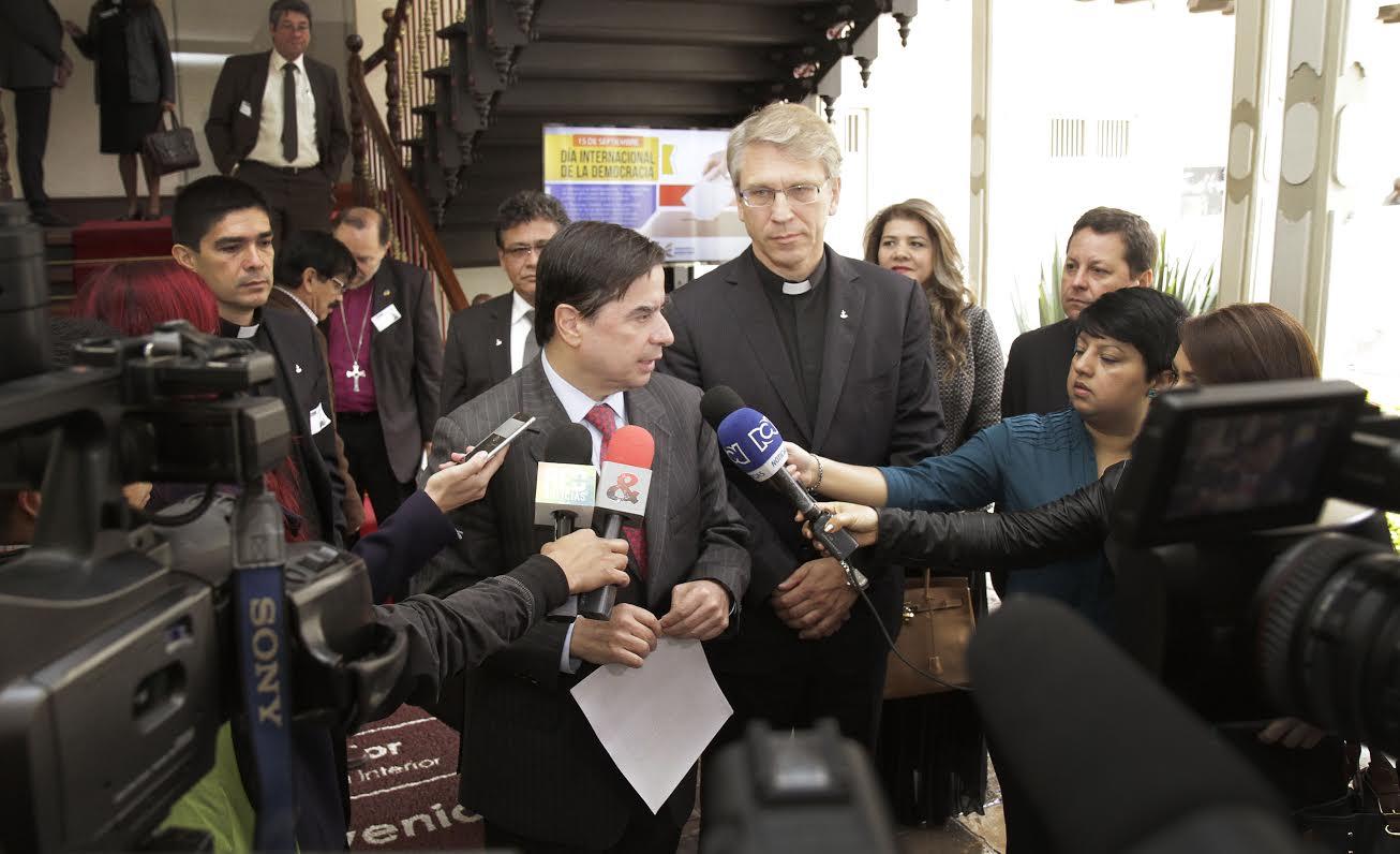 Consejo Mundial de Iglesias respalda proceso de paz en Colombia4