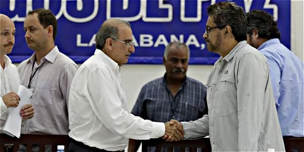 Delegados de Gobierno y Far en la Habana