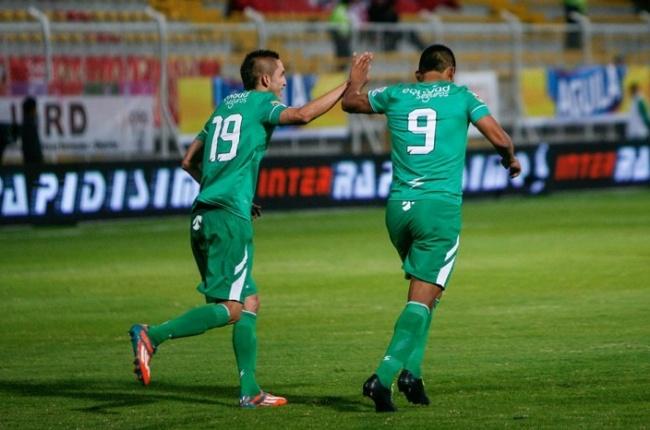 Equidad 0-0 Alianza Petrolera