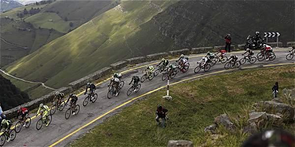 Etapa 14 de la Vuelta a España.
