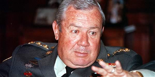 General Fernando Tapias. El alto oficial sirvió durante 41 años en el Ejército. Contribuyó a la modernización de las FF.MM.