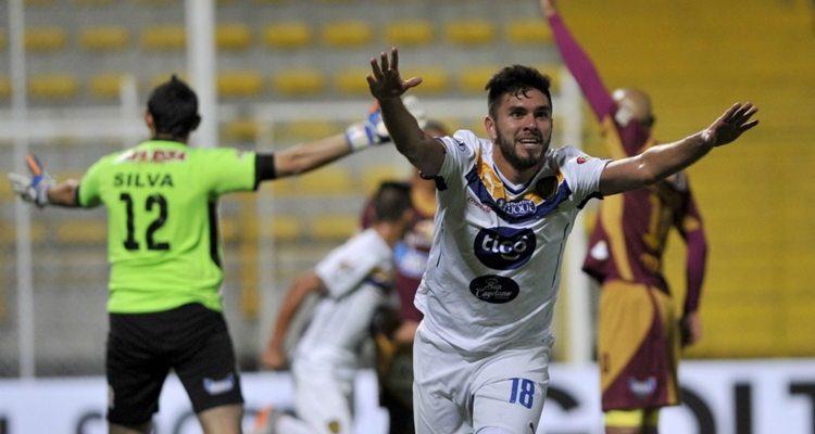 Luqueño rescató un valioso empate de Tolima