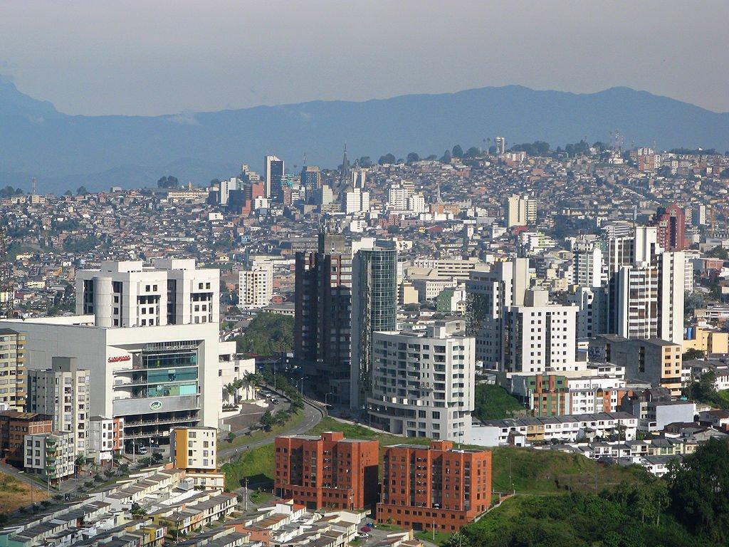 Panoramica Manizales